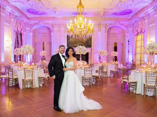 The wedding of Aysa and Jason