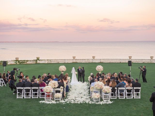 Jason and Aysa's Wedding in Newport, Rhode Island 12