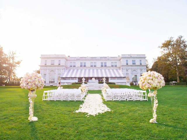 Jason and Aysa's Wedding in Newport, Rhode Island 13