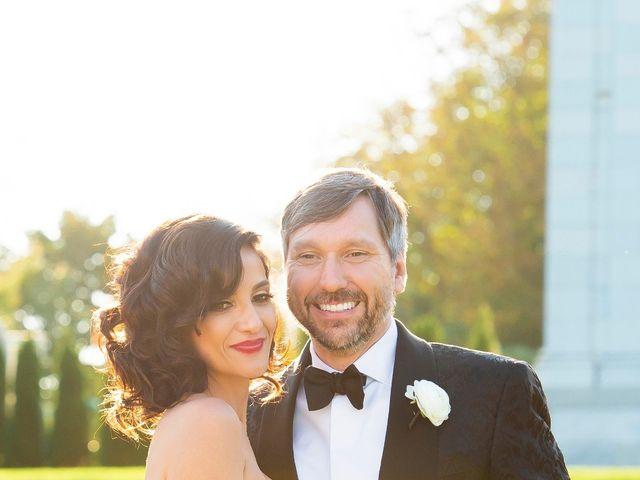 Jason and Aysa's Wedding in Newport, Rhode Island 14