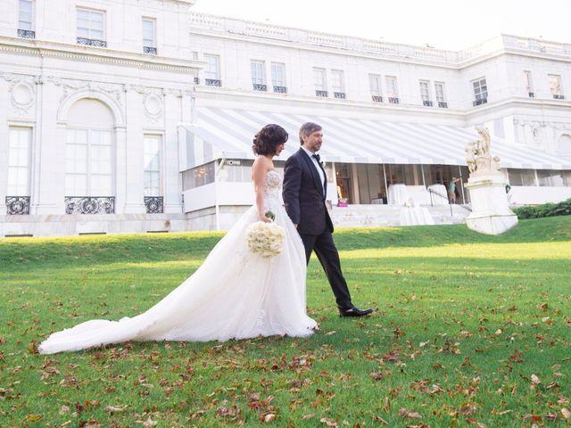 Jason and Aysa's Wedding in Newport, Rhode Island 15
