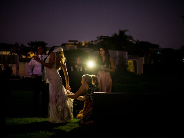 Phil and Dana's Wedding in Punta de Mita, Mexico 28