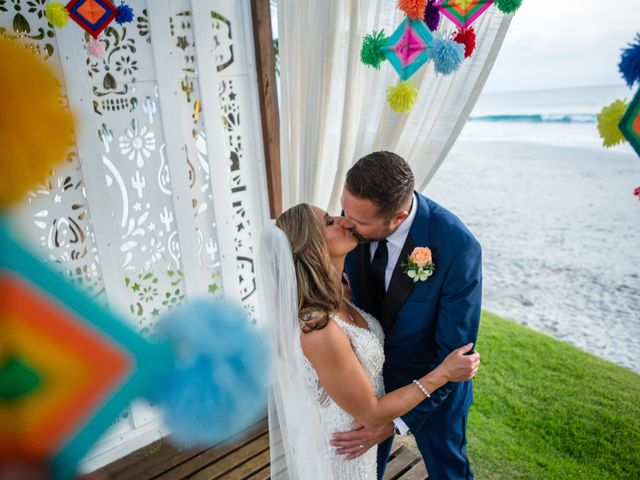 Phil and Dana's Wedding in Punta de Mita, Mexico 34