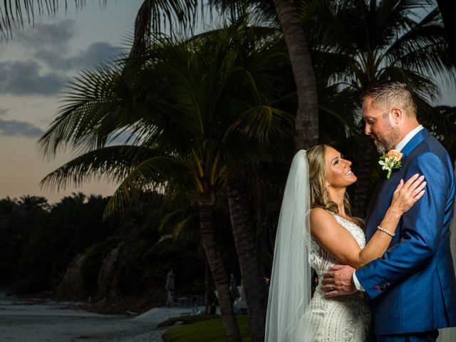 Phil and Dana's Wedding in Punta de Mita, Mexico 38