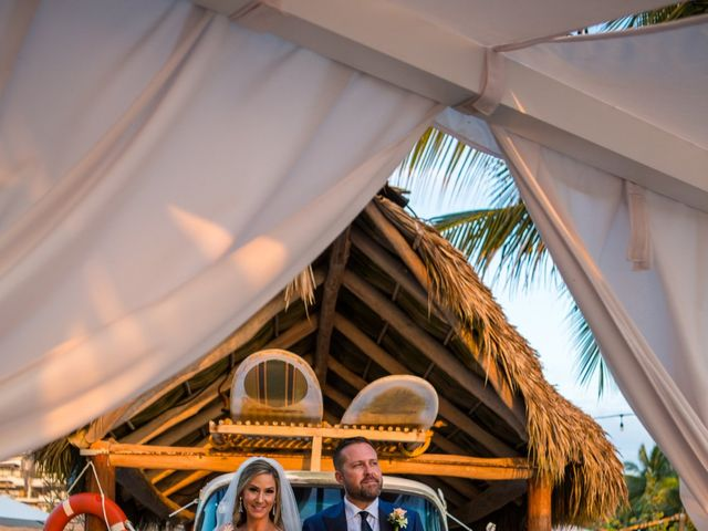 Phil and Dana's Wedding in Punta de Mita, Mexico 44