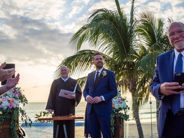 Phil and Dana's Wedding in Punta de Mita, Mexico 54