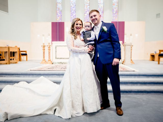Zachary and Jenn's Wedding in Philadelphia, Pennsylvania 2