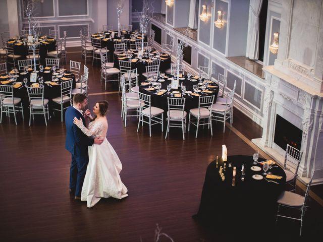 Zachary and Jenn's Wedding in Philadelphia, Pennsylvania 12