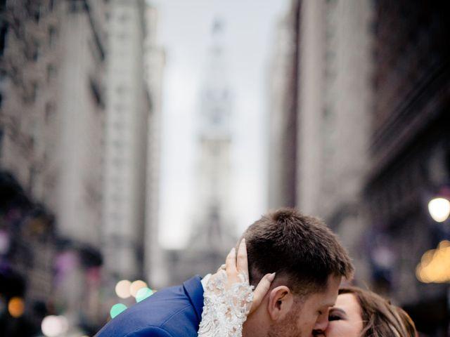 Zachary and Jenn's Wedding in Philadelphia, Pennsylvania 16