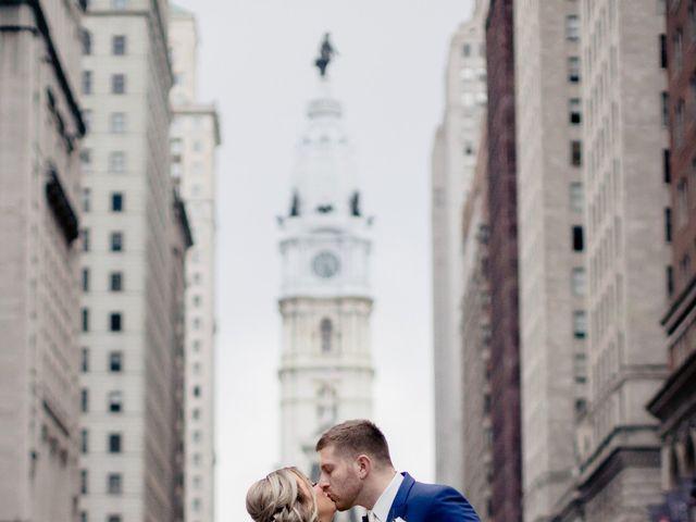 Zachary and Jenn's Wedding in Philadelphia, Pennsylvania 17