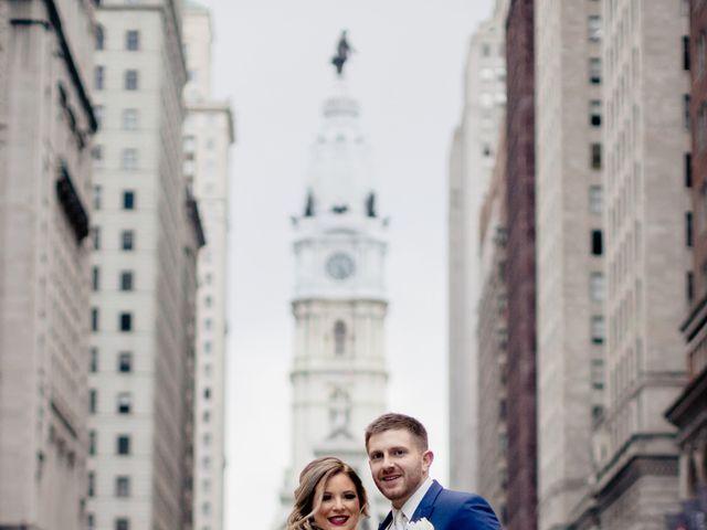 Zachary and Jenn's Wedding in Philadelphia, Pennsylvania 18