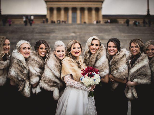 Zachary and Jenn's Wedding in Philadelphia, Pennsylvania 20