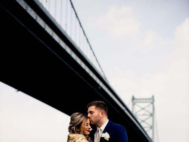 Zachary and Jenn's Wedding in Philadelphia, Pennsylvania 23