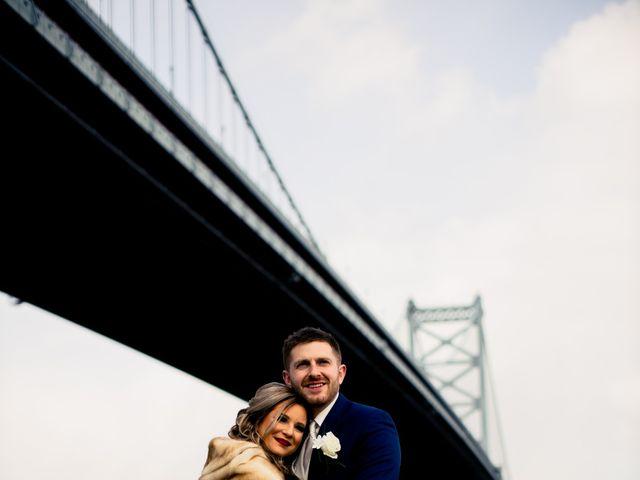 Zachary and Jenn's Wedding in Philadelphia, Pennsylvania 24