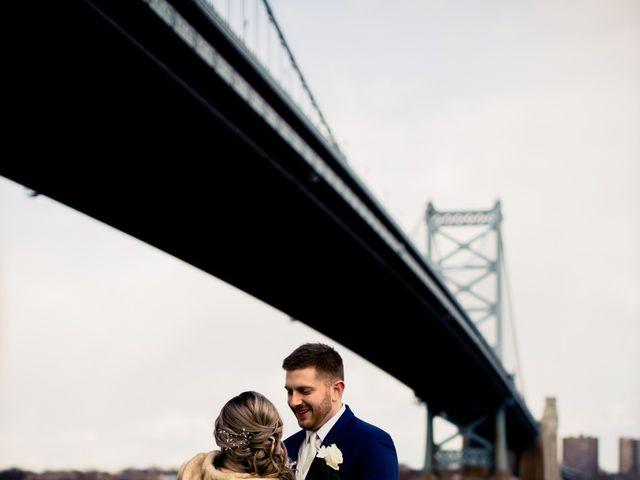 Zachary and Jenn's Wedding in Philadelphia, Pennsylvania 25