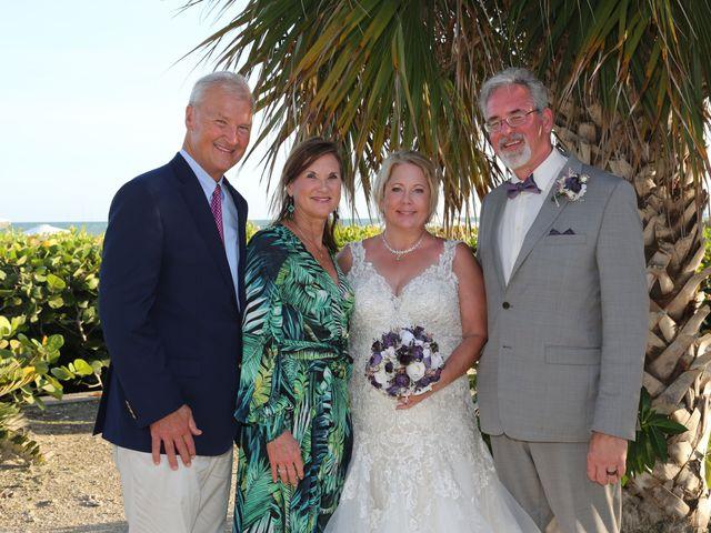 Ken and Meg's Wedding in Sanibel, Florida 10