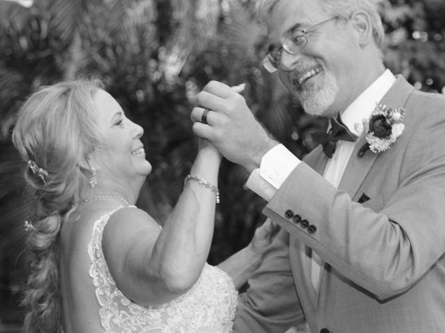 Ken and Meg's Wedding in Sanibel, Florida 11
