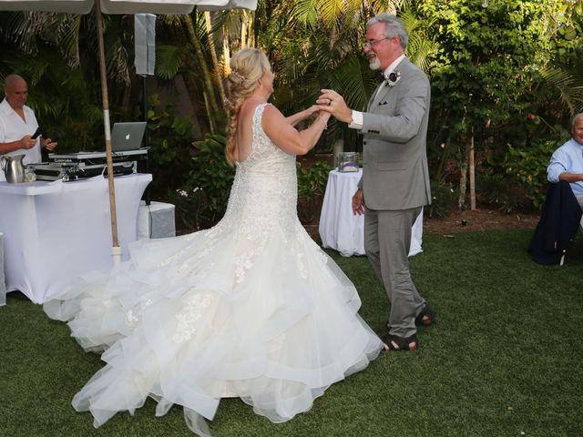 Ken and Meg's Wedding in Sanibel, Florida 12