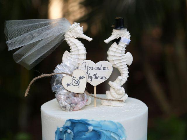 Ken and Meg's Wedding in Sanibel, Florida 13