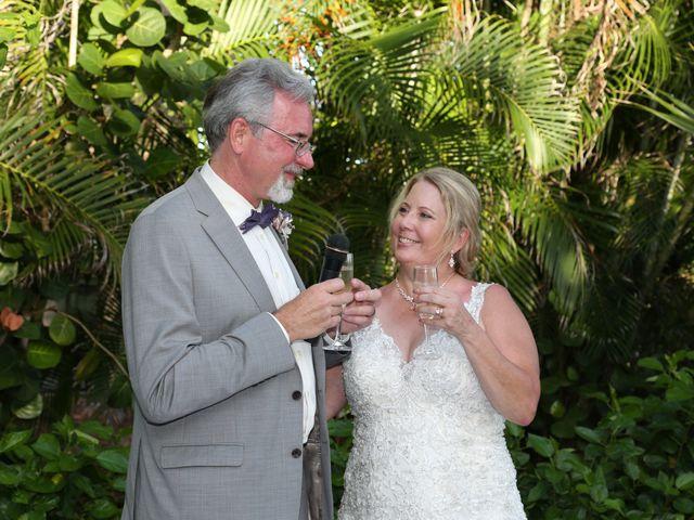 Ken and Meg's Wedding in Sanibel, Florida 14