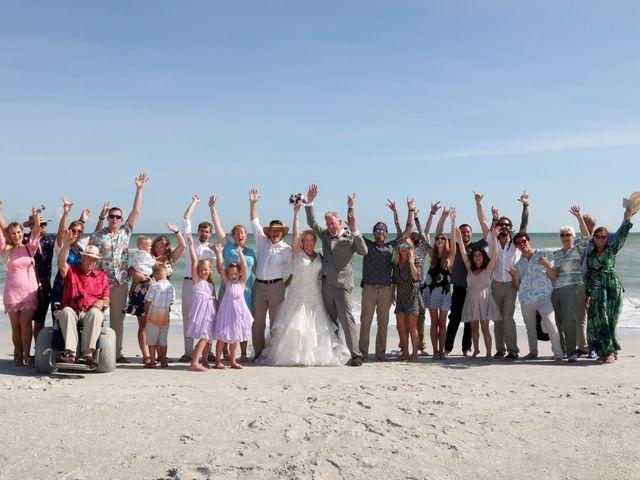 Ken and Meg's Wedding in Sanibel, Florida 19