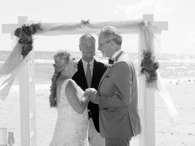 Ken and Meg's Wedding in Sanibel, Florida 20