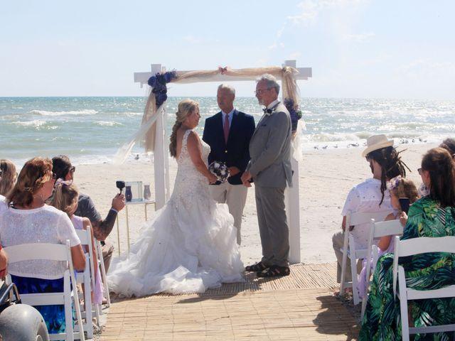 Ken and Meg's Wedding in Sanibel, Florida 22