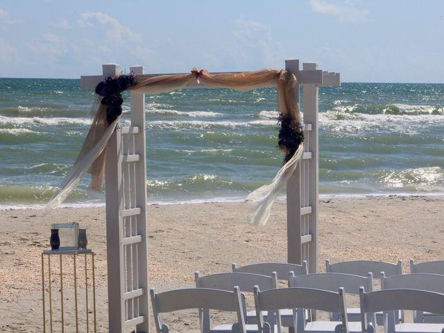 Ken and Meg's Wedding in Sanibel, Florida 23