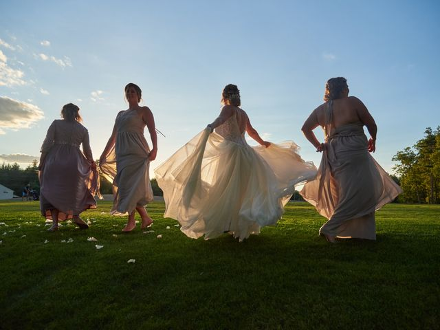 David and Amanda's Wedding in Somersworth, New Hampshire 8