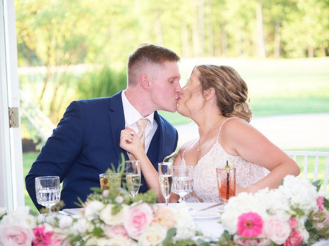 David and Amanda's Wedding in Somersworth, New Hampshire 3
