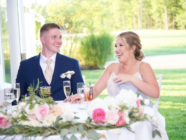 David and Amanda's Wedding in Somersworth, New Hampshire 13