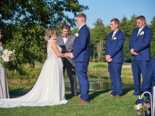 David and Amanda's Wedding in Somersworth, New Hampshire 2