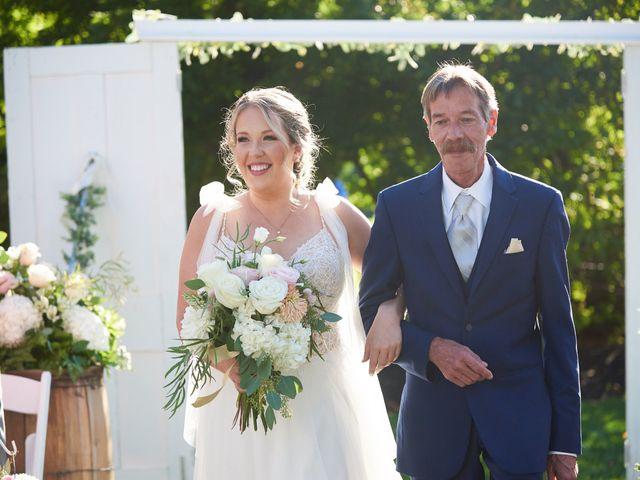 David and Amanda's Wedding in Somersworth, New Hampshire 20