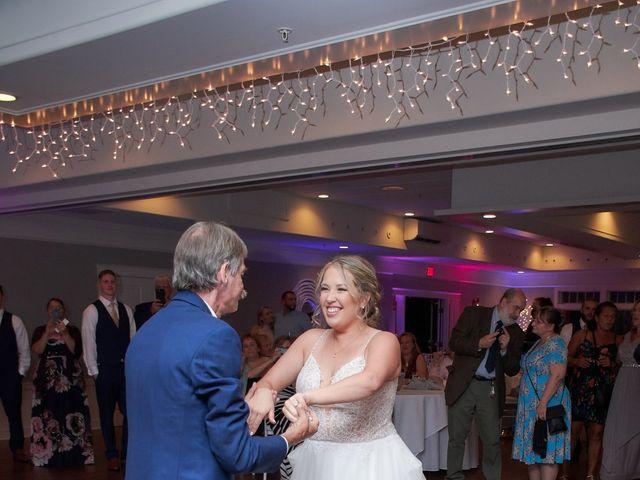 David and Amanda's Wedding in Somersworth, New Hampshire 26
