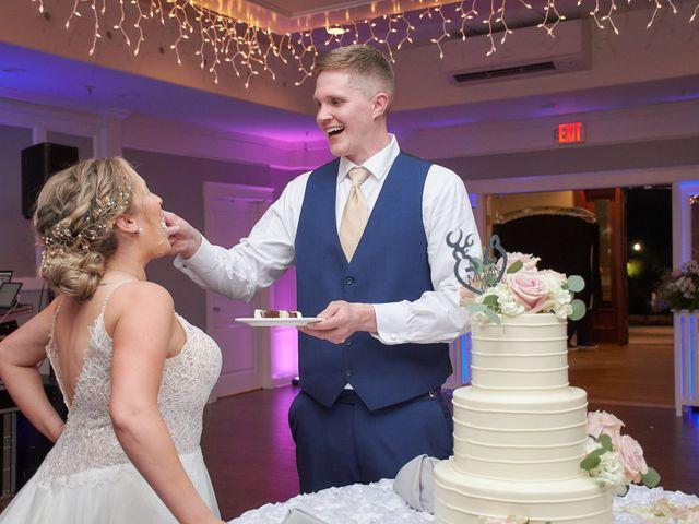 David and Amanda's Wedding in Somersworth, New Hampshire 6