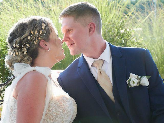 David and Amanda's Wedding in Somersworth, New Hampshire 17