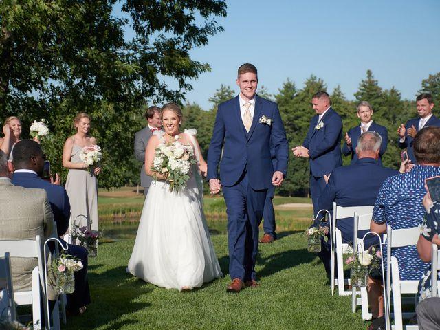David and Amanda's Wedding in Somersworth, New Hampshire 29