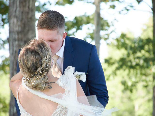 David and Amanda's Wedding in Somersworth, New Hampshire 32