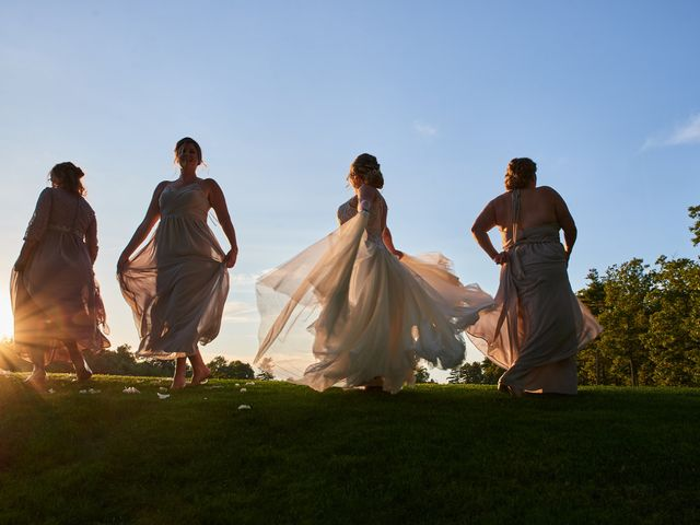 David and Amanda's Wedding in Somersworth, New Hampshire 35
