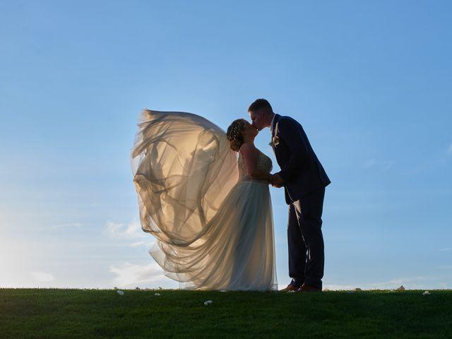 David and Amanda's Wedding in Somersworth, New Hampshire 36