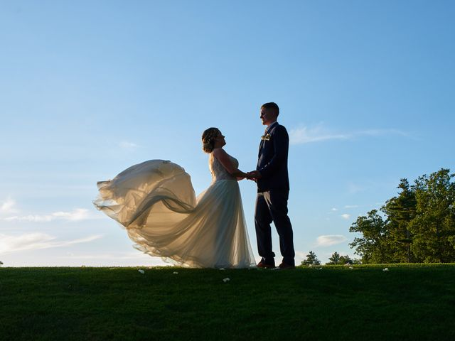 David and Amanda's Wedding in Somersworth, New Hampshire 37