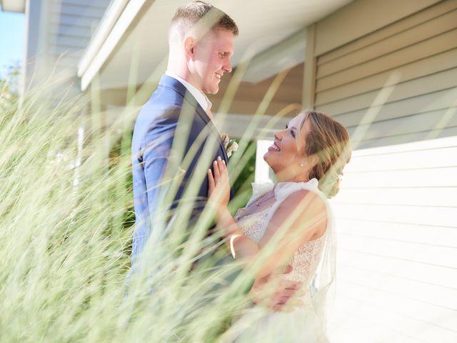 David and Amanda's Wedding in Somersworth, New Hampshire 39