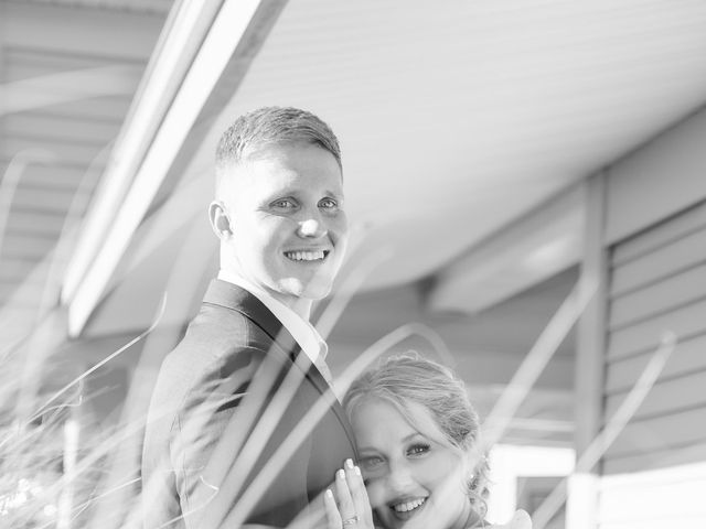 David and Amanda's Wedding in Somersworth, New Hampshire 40