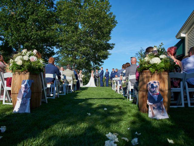David and Amanda's Wedding in Somersworth, New Hampshire 41