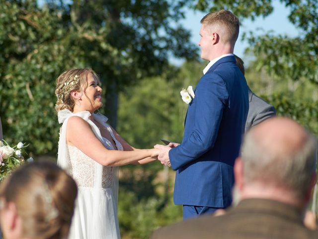 David and Amanda's Wedding in Somersworth, New Hampshire 44