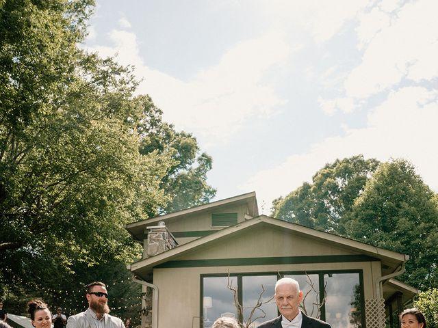David and Javonne's Wedding in Fletcher, North Carolina 3