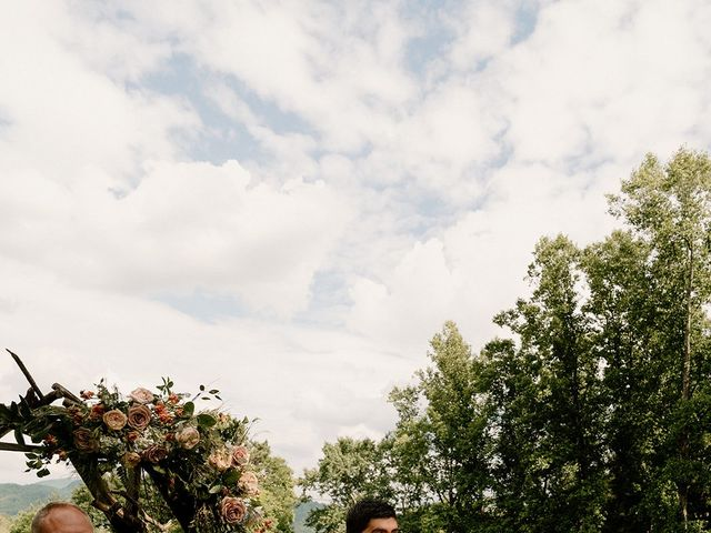 David and Javonne's Wedding in Fletcher, North Carolina 4