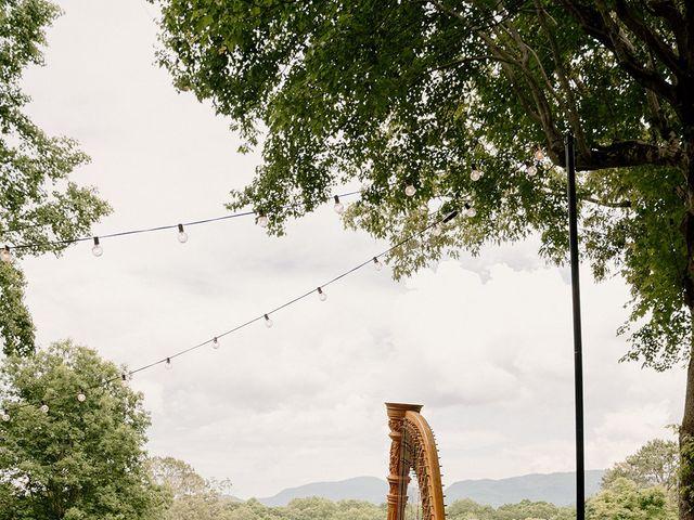 David and Javonne's Wedding in Fletcher, North Carolina 5