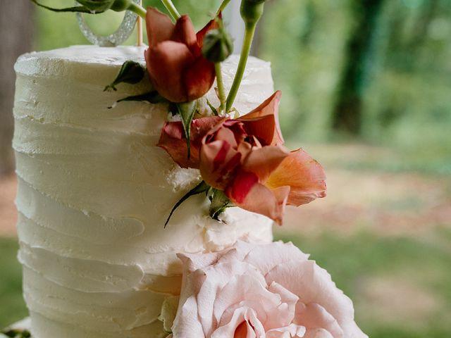 David and Javonne's Wedding in Fletcher, North Carolina 6