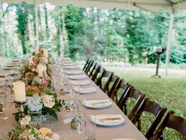 David and Javonne's Wedding in Fletcher, North Carolina 8